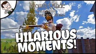 BACK TO WAR! Mount & Blade Warband - Napoleonic Wars Gameplay