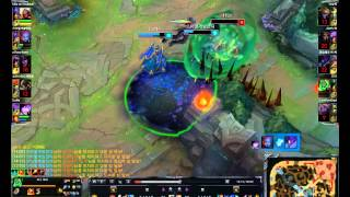 Evelyn : Give me penta kill ( 이블린 : 펜타 주셈)