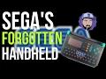 SEGA IR 7000 - Sega's Forgotten Handheld | RGT 85