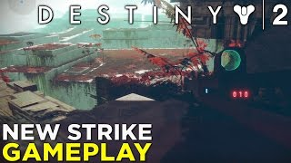 Destiny 2 STRIKE: Inverted Spire — 20 Minutes of Warlock HANDS-ON GAMEPLAY!