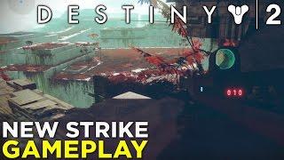 Destiny 2 STRIKE: Inverted Spire — 20 Minutes of Warlock HANDS-ON GAMEPLAY!