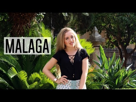 VLOG | MALAGA WITH THE BFF