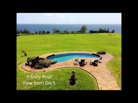 Hawaii Big Island Hamakua Pepeekeo Ocean View Estate - Priced to Sell $799,000!