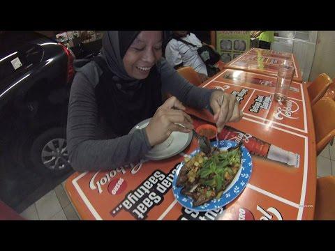Jakarta Street Food 1037 Part.3 Gorontalo Dabu-Dabu Cakalang Grilled  Ikan Bakar Cakalang Dabu2 5908