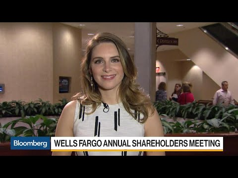 Wells Fargo To Face Investor Scrutiny, Protests At Annual Meeting