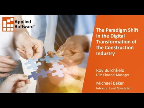 The Paradigm Shift in the Digital Transformation of the Construction Industry