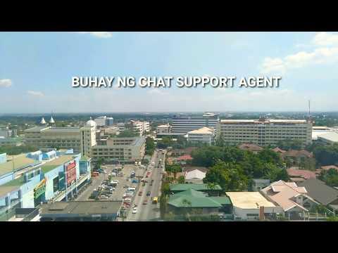 BUHAY NG CHAT SUPPORT AGENT