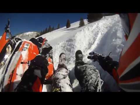 2016 Sledding Fails & Bails