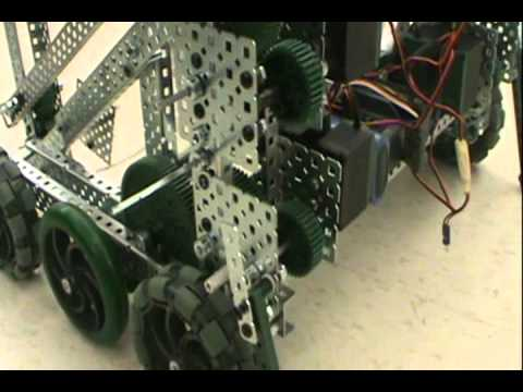 Vex Robot For Toss Up Build In Progress Team 6655a Youtube