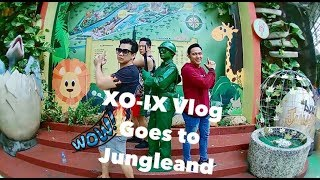 Video XO-IX VLOG : Goes to Jungle Land download MP3, 3GP, MP4, WEBM, AVI, FLV Oktober 2018