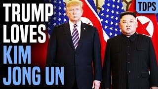Trump Constantly Gushing About Kim Jong Un to World Leaders