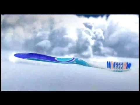 Colgate Max Fresh Toothpaste Advert