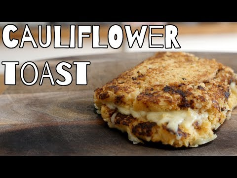 CAULIFLOWER TOAST RECIPE