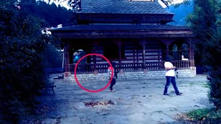 SCARIEST Videos That Have Ever Been Caught In a Temple!