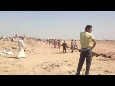 العراق . يدخل حدود الكويت .انضر ماذا خدث؟