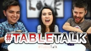 Youtube Obsessions and Asking Girls to the Dance on #TableTalk