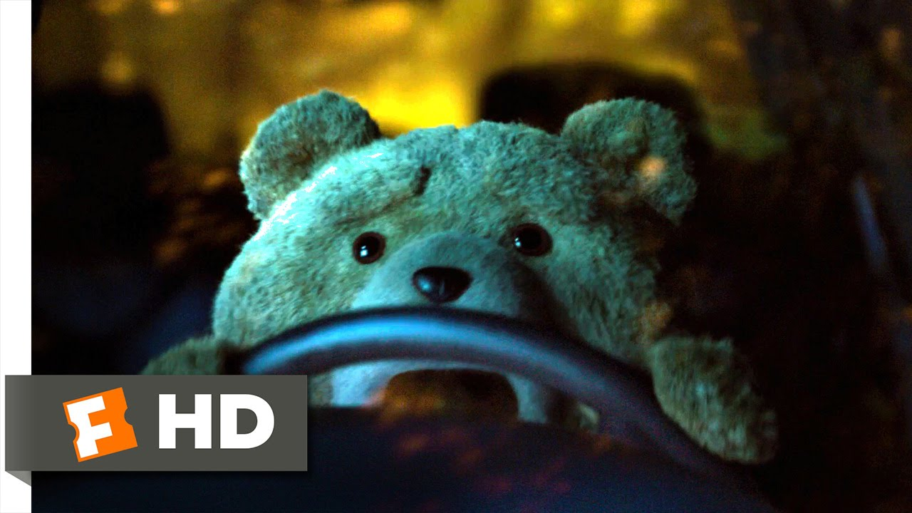 Bear Osos Videos Porno ted 2 (10/10) movie clip - ted wrecks the car (2015) hd