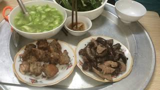 Thịt chó Việt Trì PHONG CÁCH MỚI | | Travel Free - Vietnam Food