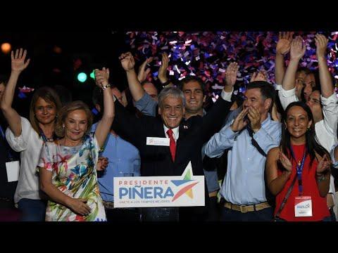 الملياردير سيباستيان بينييرا يعود رئيسا لتشيلي بعد منافسة حادة مع خصمه الاشتراكي