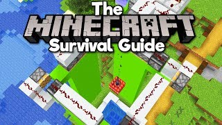 Three Concrete Maker Designs! ▫ The Minecraft Survival Guide (Tutorial Lets Play) [Part 185]