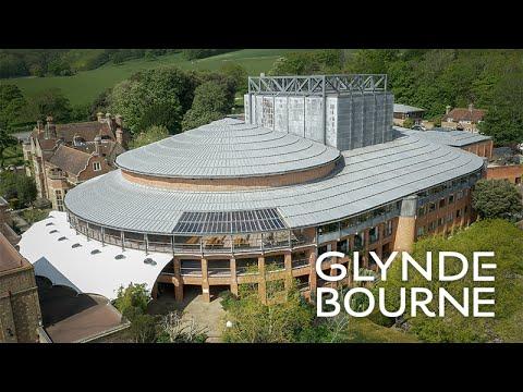Glyndebourne Festival Opera Showreel 2015 - Drone Air (4K UHD)