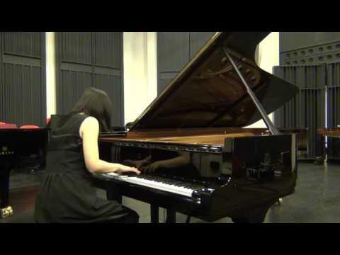 Edvard Grieg Berceuse Op.38 No.1 - Miyako Arishima