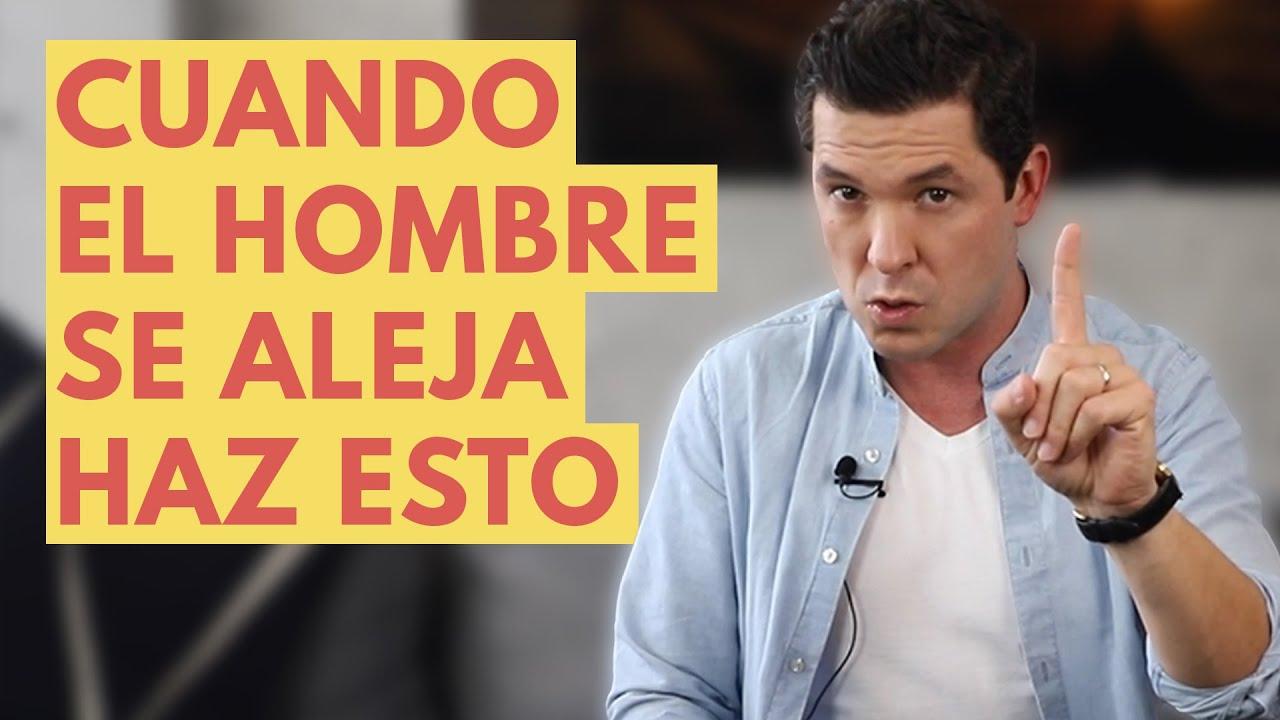5 ESTRATEGIAS PARA EL HOMBRE QUE SE ESTÁ ALEJANDO | JORGE LOZANO H.