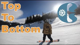Copper Mountain Opening Day 2018 East Village