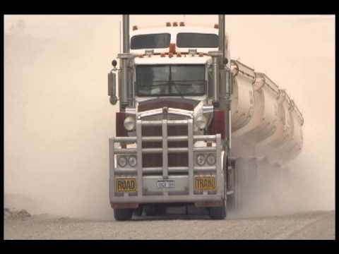 australia's biggest truck - he biggest, longest trucks in the world oad trains in the ...