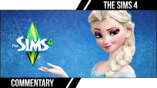 The Sims 4 - Morgan Freeman In Frozen #CONFIRMED (The Sims 4 Gameplay)
