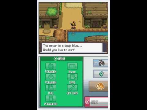 Pokemon Hg Ss Walkthrough Episode 54 Revisiting Ruins Of Alph With Ho Oh Youtube