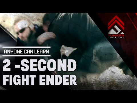 2 Second Fight Ender ANYONE Can Learn!!