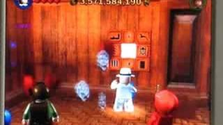 LEGO Indiana Jones:How to unlock the secret level