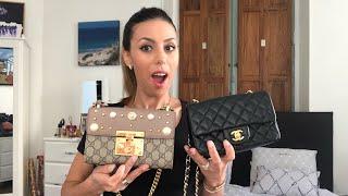 Ma collection de sac à main de luxe👜  مجموعة حقائبي الجزء التاني
