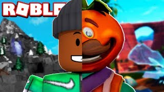 *NEW* TRANSFORMING INTO TOMATO MAN!! | Roblox Fortnite Tycoon