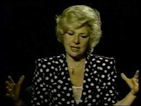Renee Taylor, Joe Bologna--1989 TV Interview, The Nanny