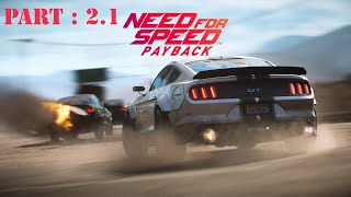 Need for Speed Payback walkthrough Part: 2.1 Gameplay (GRAVE YARD SHIFT)