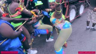 BARBADOS CROP OVER CARNIVAL 2015 BEST TWERK SESSION