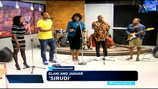 #theTrend: Elani and Jaguar perform