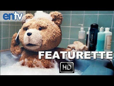"""Ted """"Behind The Scenes"""" Featurette [HD]: Seth MacFarlane, Mark Wahlberg & Mila Kunis"""