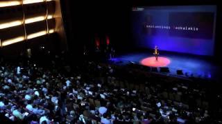 TEDxAthens 2011 - Konstantinos Daskalakis - Searching for Equilibrium