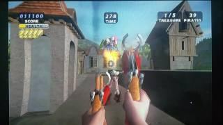 Thrillville - Shootzone: Pirate Raiders (Xbox)