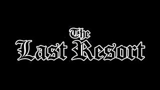 Last Resort @ The Flag, Watford - 14.11.15 (pt4) A.C.A.B. +