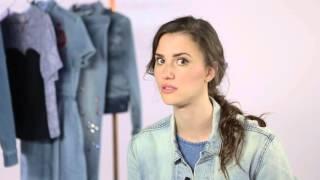 Video How To Wear: Denim - Belmodo Blogger Lize Feryn download MP3, 3GP, MP4, WEBM, AVI, FLV Januari 2018