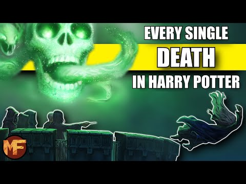 Every Death in Harry Potter: A Tribute to 104 Fallen Characters (HP Explained)
