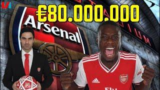 Arsenal Gefrustreerd: Miskoop van €80 Miljoen Moet Eens Goed In De Spiegel Gaan Kijken