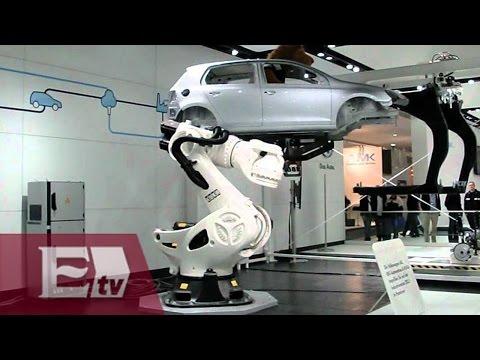 Robot mata a un empleado en fábrica de Volkswagen