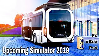 Top 5 Upcoming Driving simulator 2019 games with Realistic Graphics...