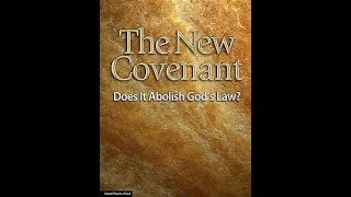 THE NEW COVENANT IS SPIRITUAL LAW AND ORDER
