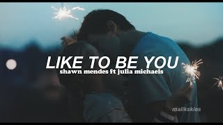 Shawn Mendes - Like To Be You ft. Julia Michaels (Traducida al español)